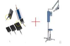 Вместе дешевле! Рентген Granum AC+Визиограф Suni! (стоматологическое оборудование) Фото