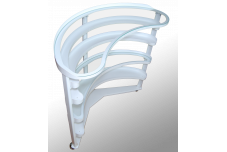 Стол стоматологический овальный «Status» Фото
