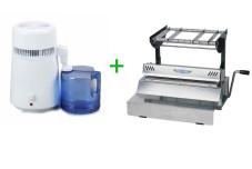 Акция!!! Дистиллятор Drink + запечатывающее устройство Seal100 (стоматологический) Фото