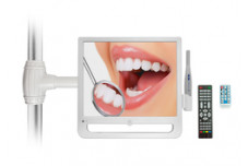 Камера интраоральная + монитор + держатель монитора (для стоматологической установки) Фото